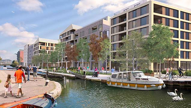 Neptune Wharf Gets The Go Ahead - Stockwool Architects