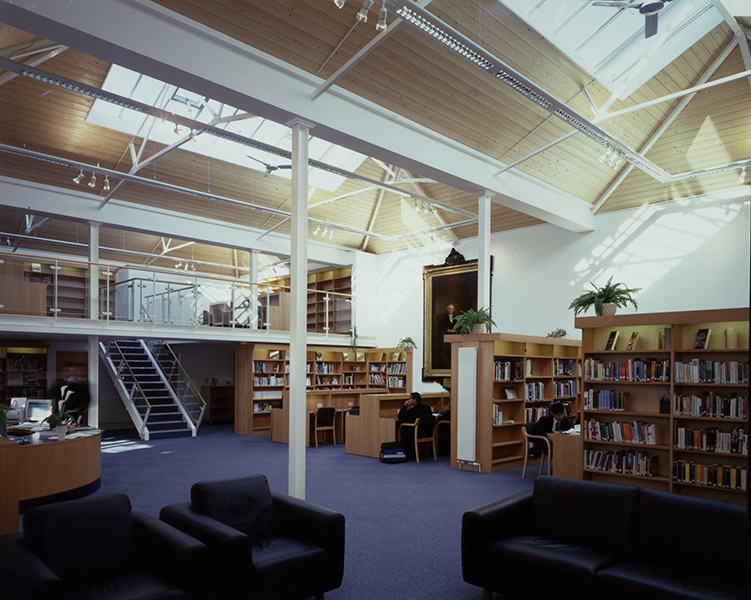 Mill Hill School ADT Facility, Music Complex and Library - Projects - Stockwool