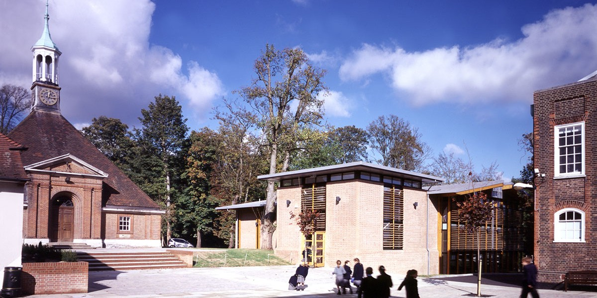 Belmont Junior School Hall - Projects - Stockwool
