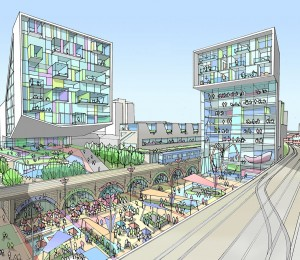 Brixton Masterplan - Projects - Stockwool