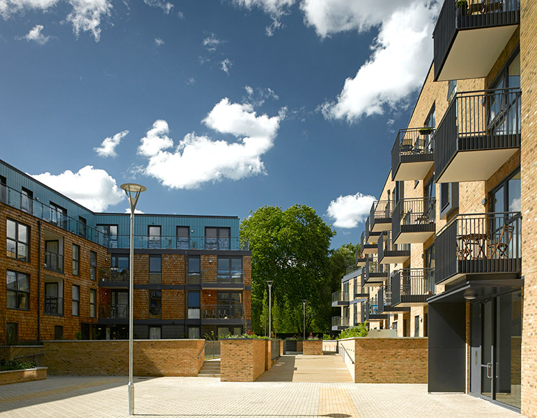 Gunmakers Wharf - Projects - Stockwool