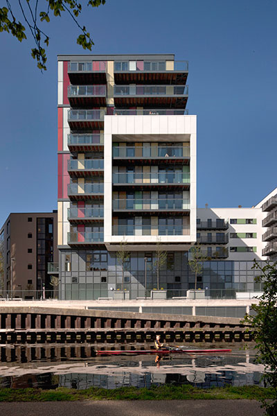 Matchmakers Wharf - Projects - Stockwool