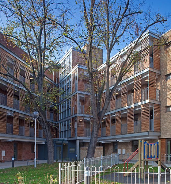 Oberon Court - Projects - Stockwool