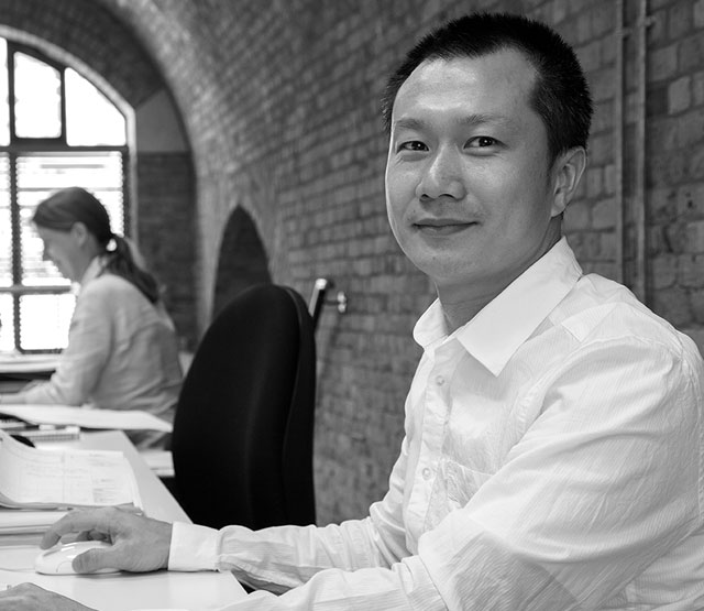 Ringo Lee - Architectural Staff - Stockwool