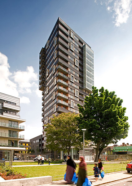 Tarling Estate Regeneration- Projects - Stockwool